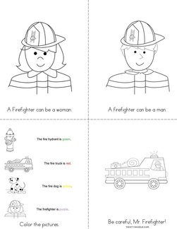 Firefighting Book