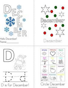 Hello December! Book