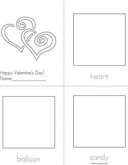 My Valentine's Day Book!