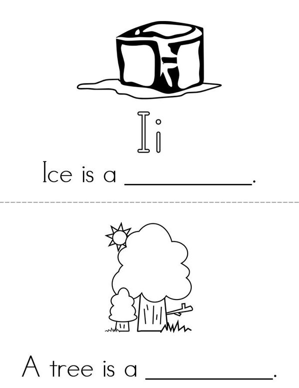 Solid or Liquid ??? Mini Book - Sheet 2