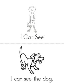 image about Sight Word Printable Books called Sight phrase: View Guides - Twisty Noodle