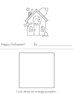 Happy Halloween! Book