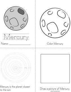 My Mercury Book
