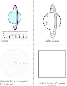 My Uranus Book