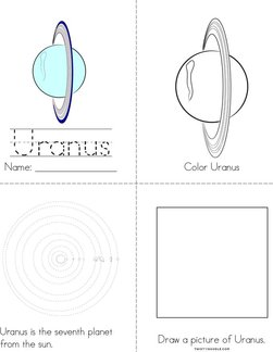 My Uranus Book