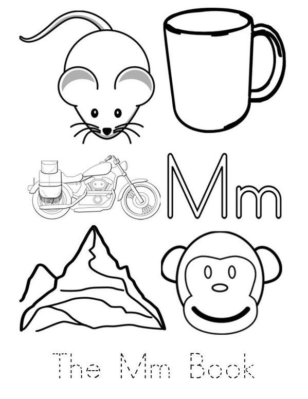 The Mm Mini Book - Sheet 1