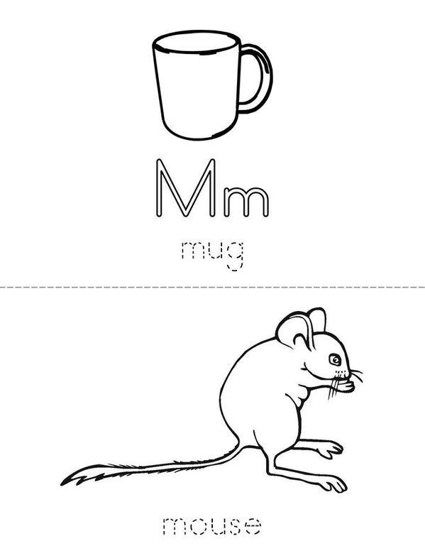 The Mm Mini Book - Sheet 3