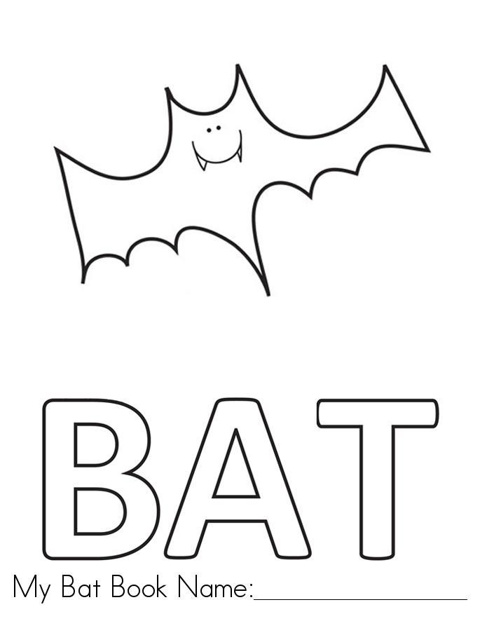 Bat Book - Twisty Noodle