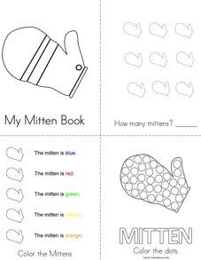 My Mitten Book