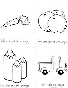 My Orange Book