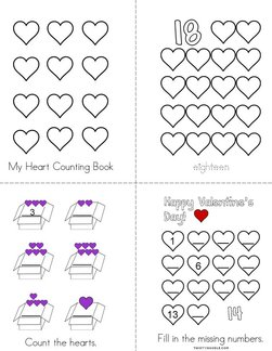 My Heart Counting Book