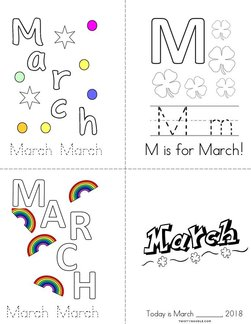 Hello March Book