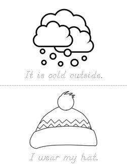 Winter Book