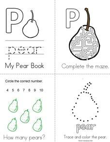 My Pear Book
