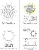 My Sun Book
