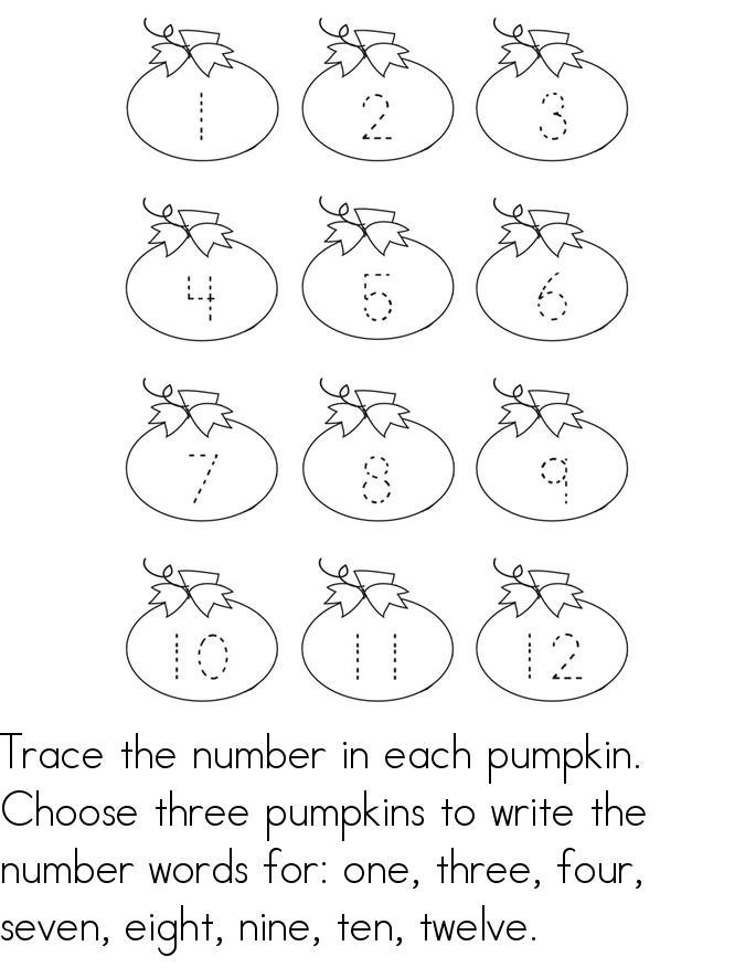 November Math Book - Twisty Noodle