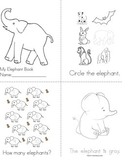 My Elephant Book