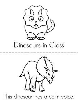 The Dino Den Book