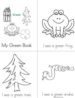 Color Beginning Readers Books - Page 3 - Twisty Noodle