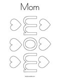MomColoring Page
