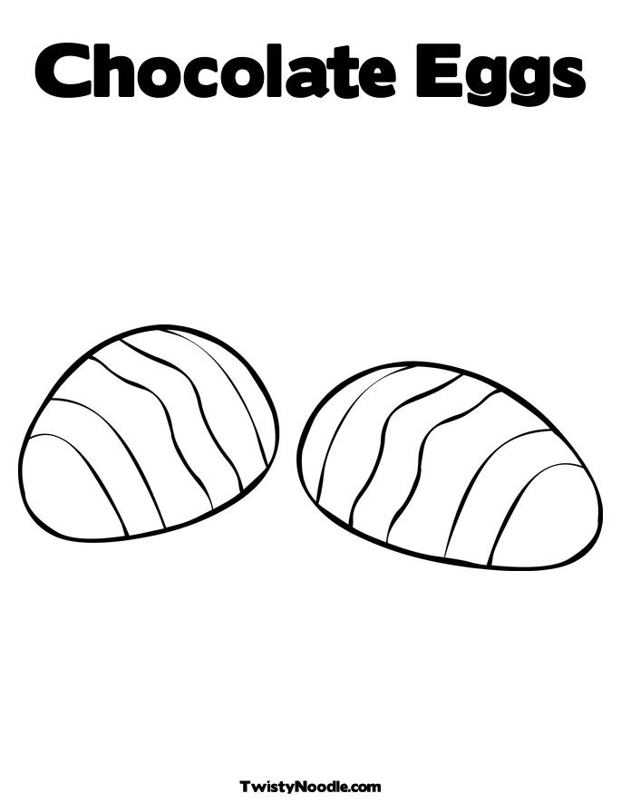 Hershey Bar Sheet Coloring Pages