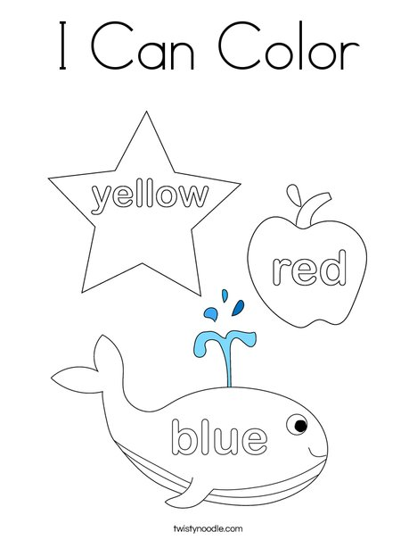 3 big crayons coloring page - Can Coloring Page