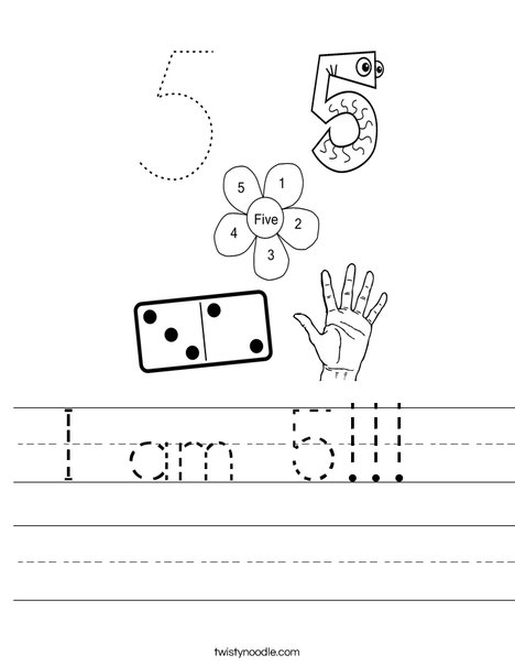Sight Word am - Sight Word Practice Worksheets | A Wellspring