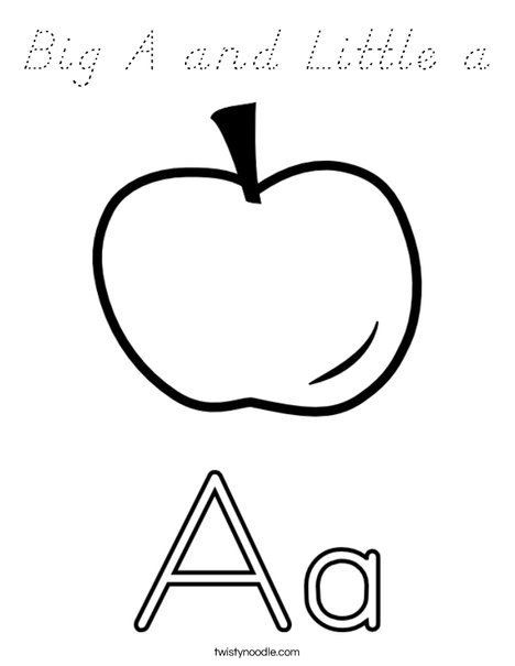 Small Apple Coloring Pages : Apple coloring pages small