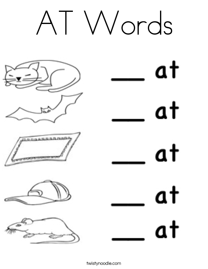 Worksheets At Words Worksheet at words worksheet