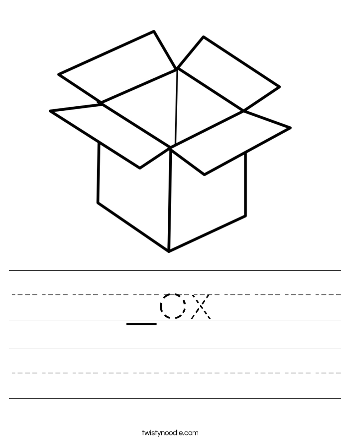 _ox Worksheet