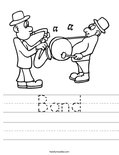 Band Worksheet