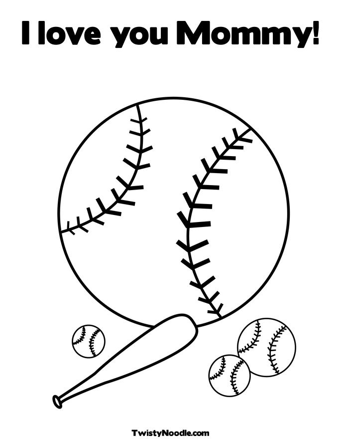 i love you mommy coloring pages. I love you Mommy! Coloring