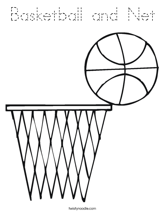 usa basketball coloring pages - photo#26