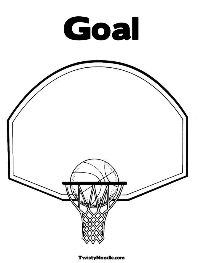 goals coloring pages - photo#18