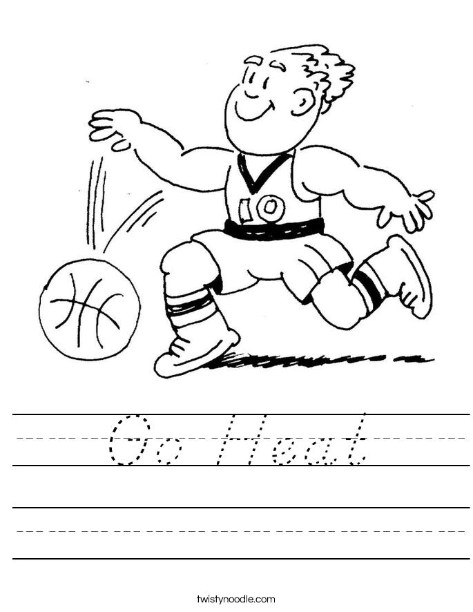 Go Heat Worksheet