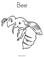 Bug and Insect Coloring Pages - Twisty Noodle