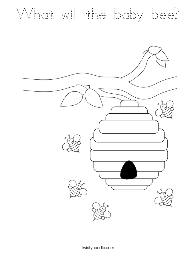 Baby Blocks Coloring Book Coloring Pages