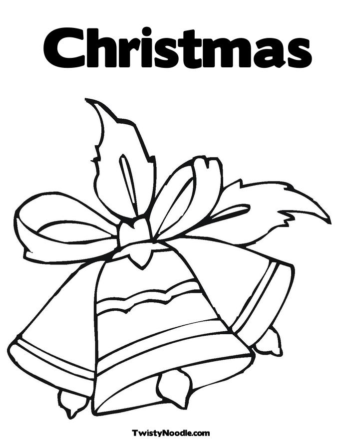 coloring pages of wedding bells - photo#21