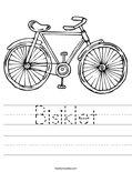Bisiklet Worksheet