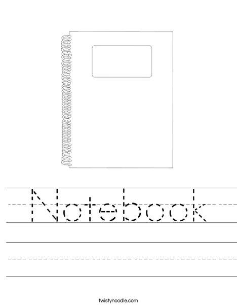 Binder Worksheet