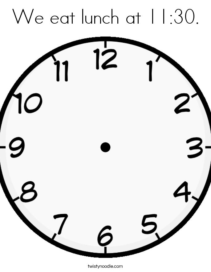 BlackDog's Free Analog Clock Worksheets