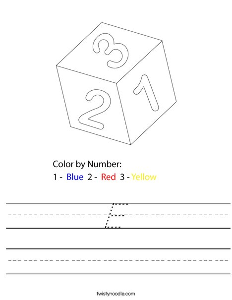 Block Worksheet