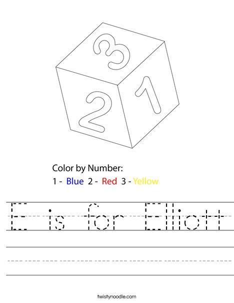 Block Worksheet