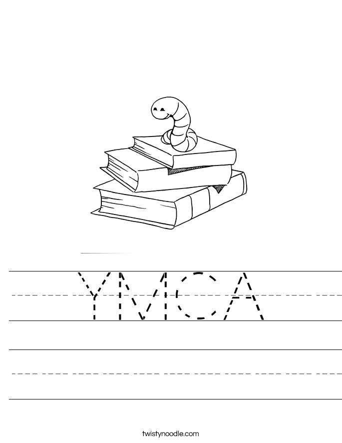 YMCA Worksheet
