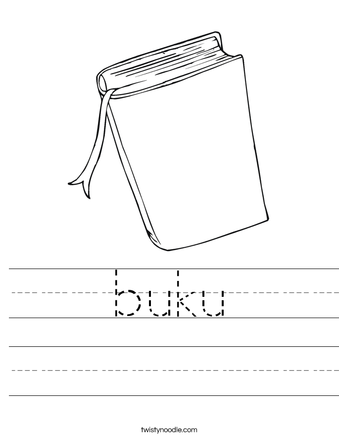 buku Worksheet