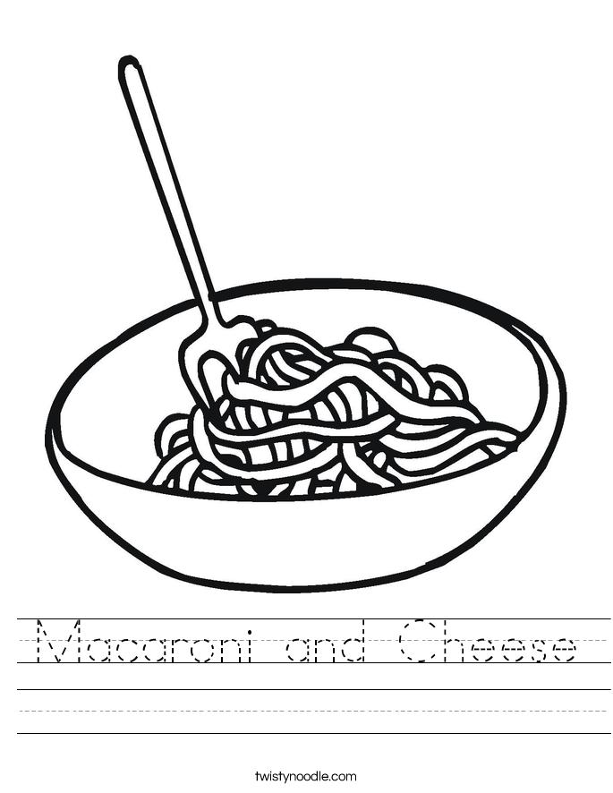Pasta set — Stock Vector © fandorina #22138937