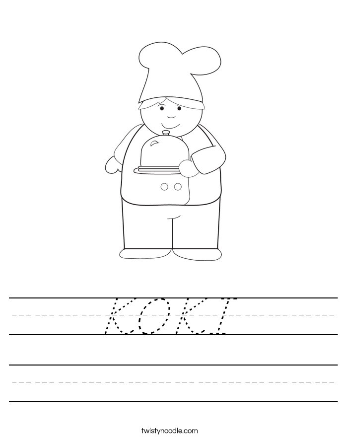 KOKI Worksheet
