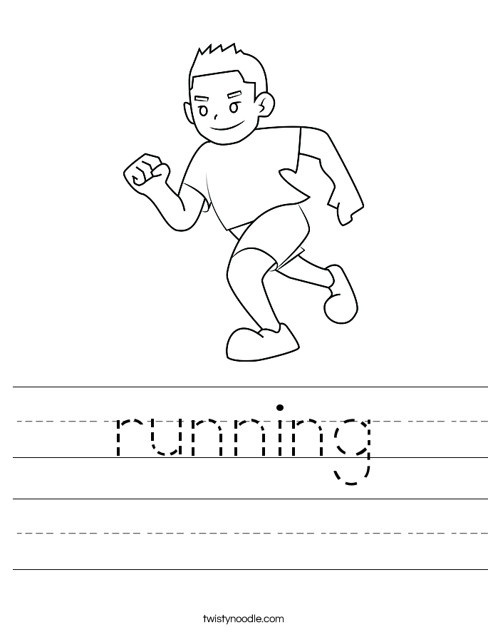 running Worksheet