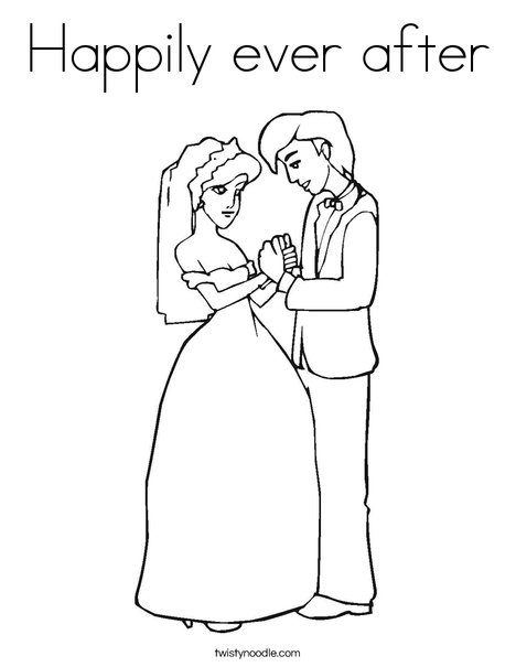 coloring pages of a groom - photo#31