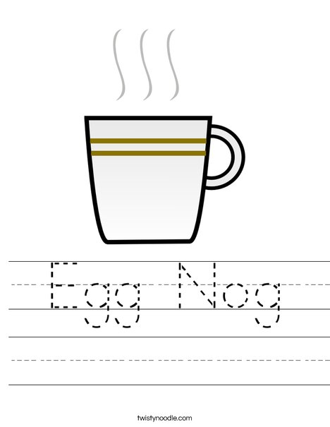 Brown Coffee Worksheet